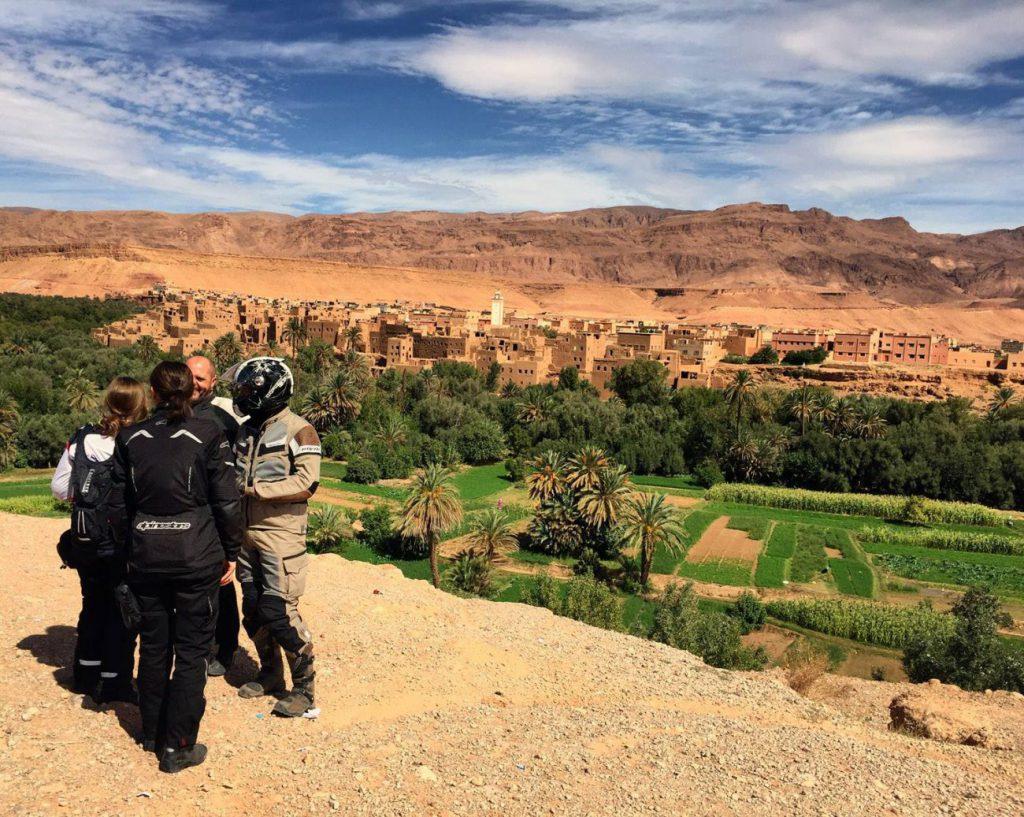 Viaje A Marruecos En Moto Desierto Y Atlas 9