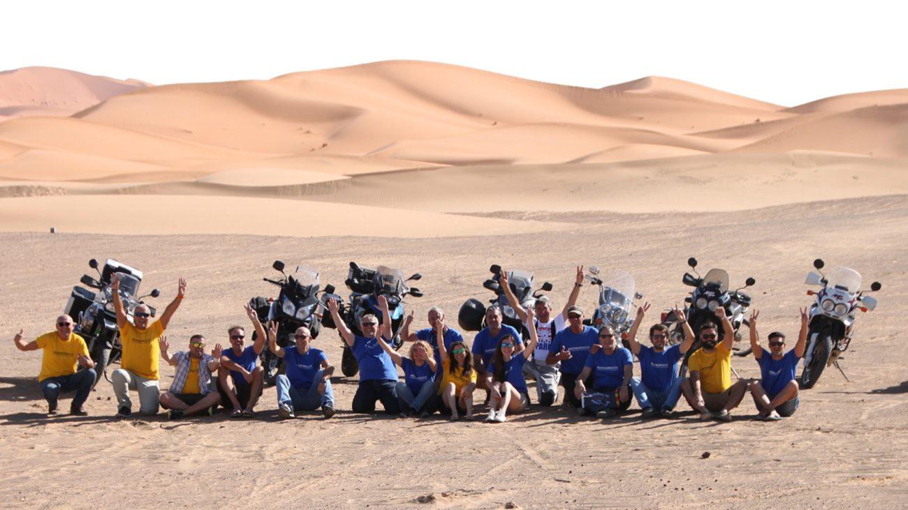Viajes a Marruecos en Moto