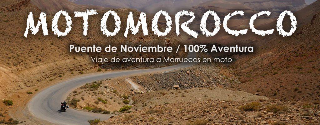 Viaje organizado a Marruecos en Moto - Motomorocco Adventure