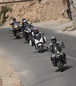 Viaje a Marruecos en moto