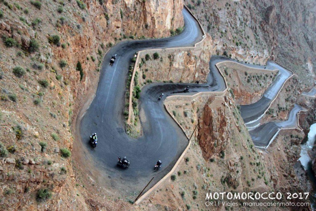 Viaje A Marruecos En Moto 2017 Costa Y Atlas 50