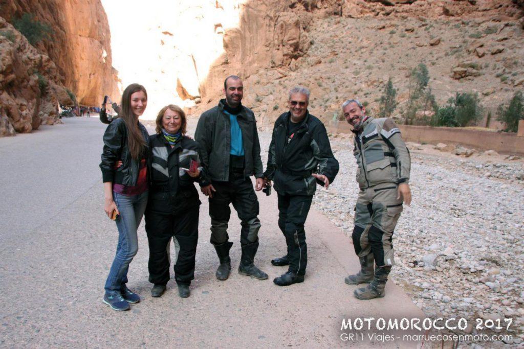 Viaje A Marruecos En Moto 2017 Costa Y Atlas 60