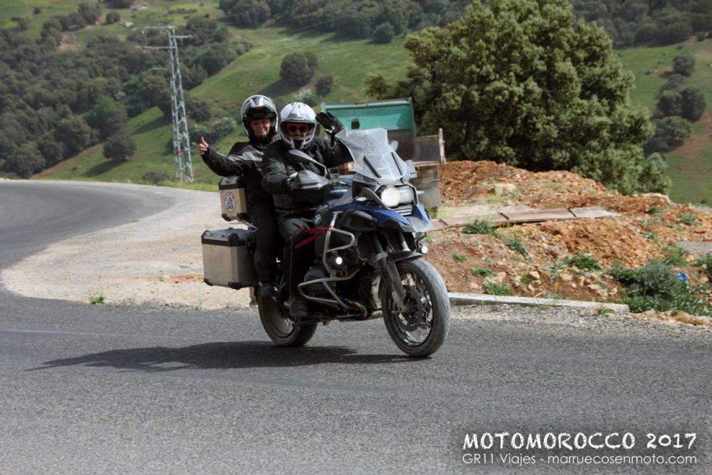 Viaje A Marruecos En Moto 2017 Costa Y Atlas 66