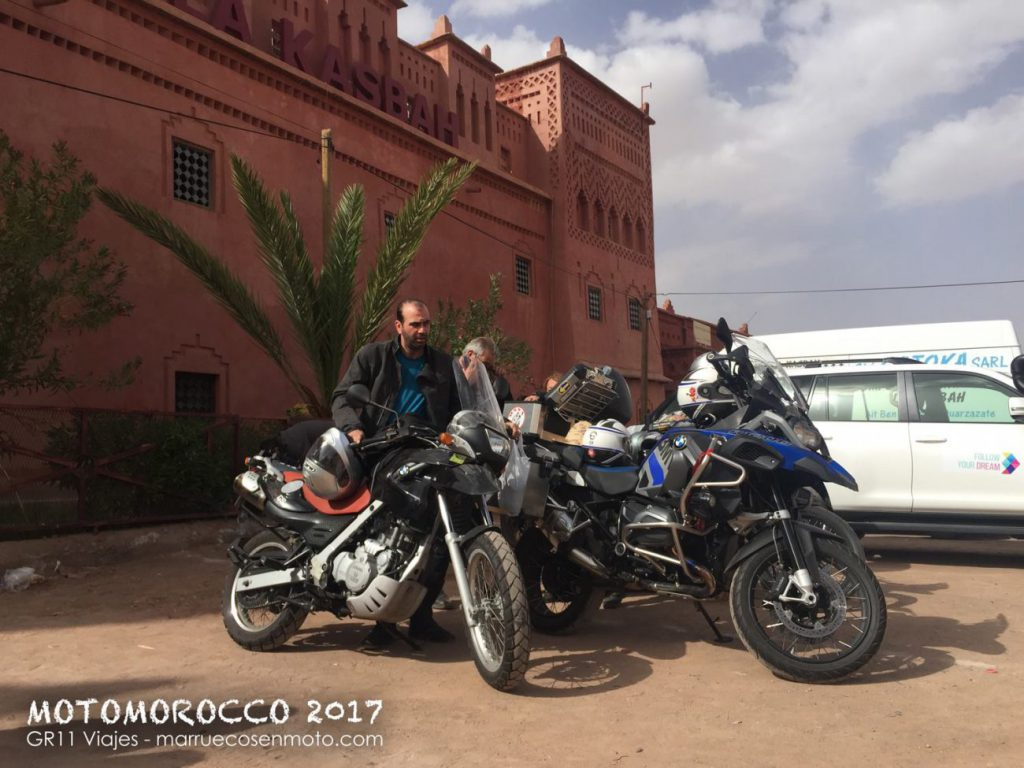 Viaje A Marruecos En Moto 2017 Costa Y Atlas 7