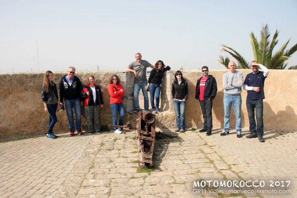 Viaje A Marruecos En Moto Costa Atlantica 4