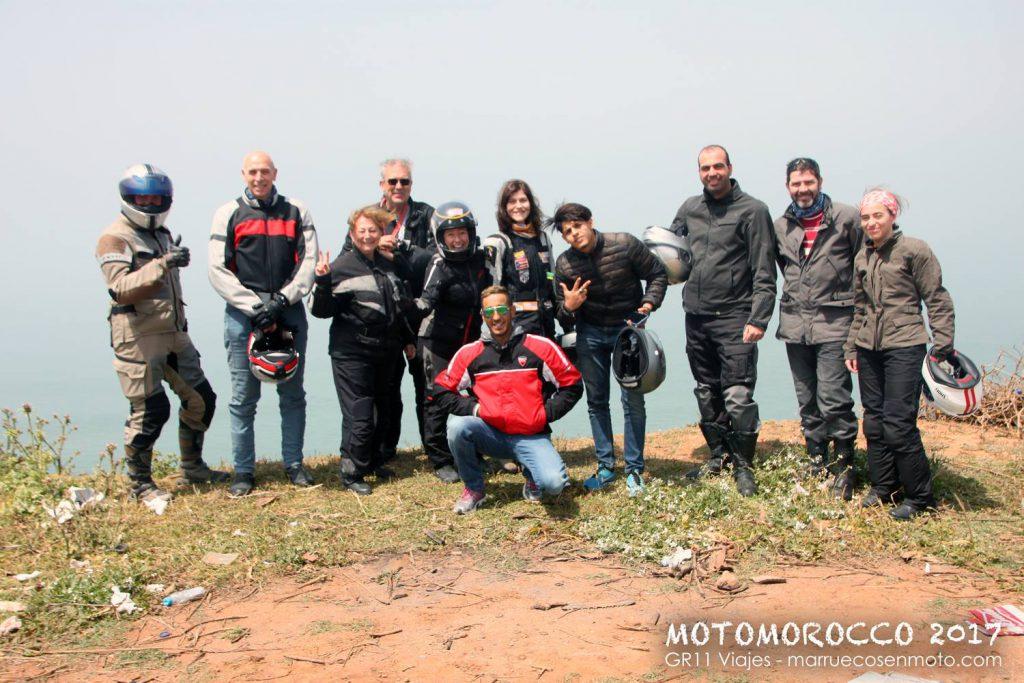 Viaje A Marruecos En Moto Costa Atlantica 5
