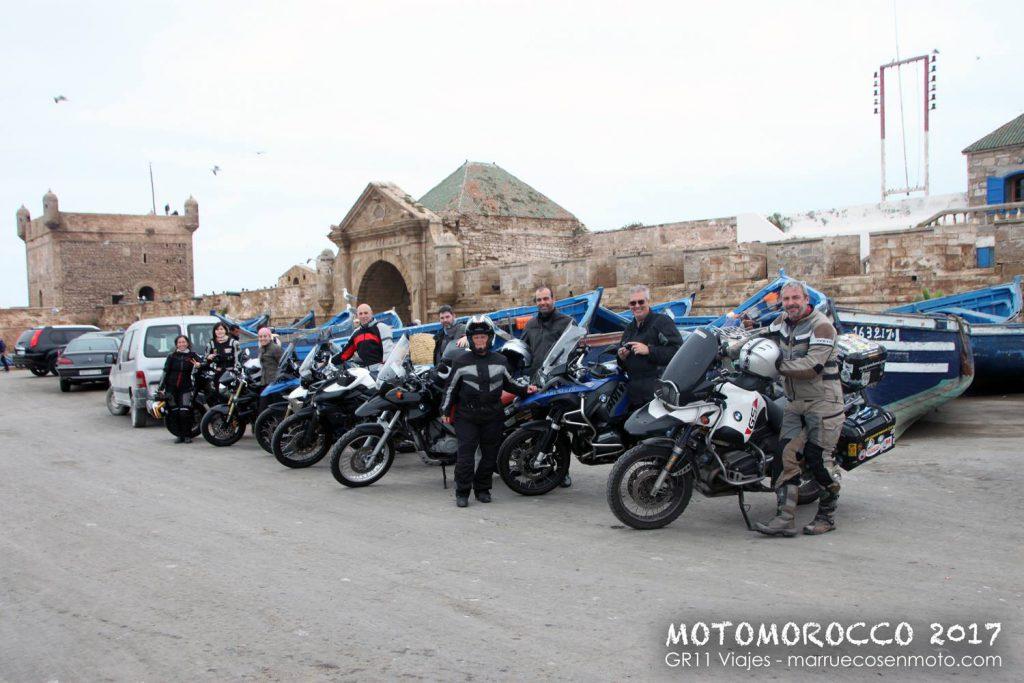 Viaje A Marruecos En Moto Costa Atlantica 6