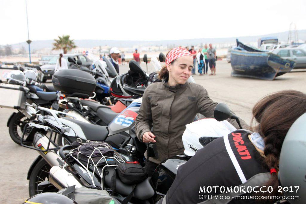 Viaje A Marruecos En Moto Costa Atlantica 9