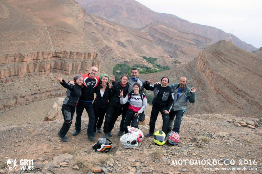 Viaje A Marruecos En Moto Desierto Y Atlas 4