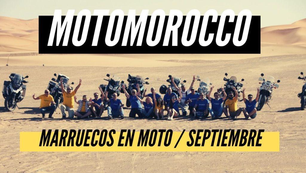 Motomorocco Septiembre