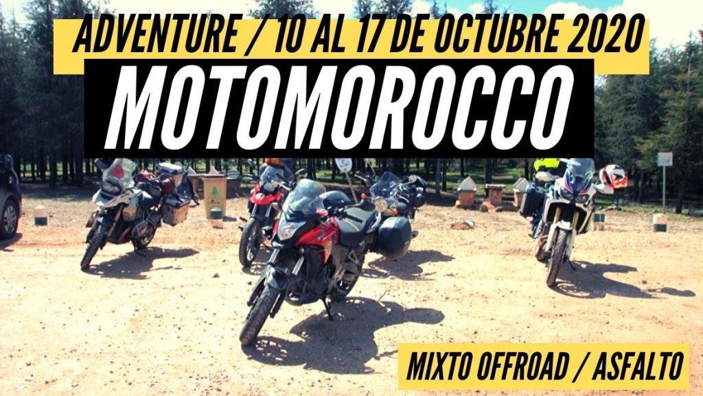 Motomorocco Adventure Gr11 Viajes Octubre